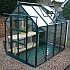 Elite Titan 8X6 (NOMINAL), GREEN, TOUGHENED GLASS
