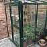 Elite Windsor 4x4 Lean to Greenhouse Horticultural Glazing
