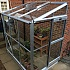 Elite Windsor 4x6 Aluminium Lean to Greenhouse