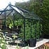 8x6 Green Halls Popular Greenhouse in Horticultural Glass