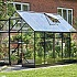 Halls Qube 6x10 Greenhouse Side View