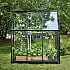 Halls Qube 6x6 Greenhouse Side View