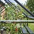 Halls Qube Greenhouse 80mm Wide Gutter