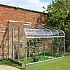 Halls Silverline 6x10 Lean to Greenhouse