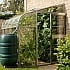 Halls Silverline 6x8 Lean to Greenhouse Door