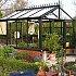Janssens 7x10 Mur Dwarf Wall Greenhouse