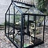 Grey Juliana Compact 7x5 Greenhouse in Grey