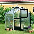 Juliana Compact 7x5 Greenhouse with Polycarbonate
