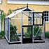 Juliana Compact 7x9 Greenhouse Stable Door