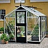 Juliana Compact 7x9 Greenhouse with Locking Door