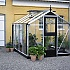 Juliana Silver Compact 7x7 Greenhouse with Toughened Glass