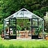 Juliana Gardener Greenhouse with Large Double Stable Doors
