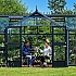Juliana Orangery Black Greenhouse Large Double Doors