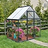 Palram Hybrid 6x4 Polycarbonate Greenhouse in Grey