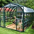 Rion Grand Gardener 8x16 Greenhouse with Double Doors