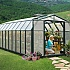 Rion Hobby Gardener 8x20 Greenhouse with Polycarbonate Glazing