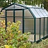 Rion Hobby Gardener 8x8 Barn Shaped Greenhouse