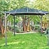 Kingston 10x10 Aluminium Gazebo Outside