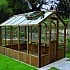 Swallow Kingfisher 6x10 Greenhouse in Thermowood