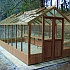 Swallow Raven 8x16 Greenhouse in Thermowood