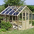 Swallow Raven 8x8 Timber Greenhouse