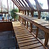 Swallow Eagle Wooden Greenhouse Staging