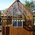 Swallow Eagle Wooden Greenhouse Gable Vent