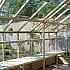 Swallow wooden greenhouse Falcon Staging timber