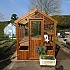 Swallow Robin 5x8 Thermowood Greenhouse