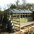 8x16 Swallow Rook Wooden Potting Shed in Bracken