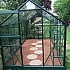 6x12 Green Vitavia Venus Greenhouse in Toughened Glass