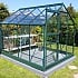 8x6 Green Vitavia Venus Greenhouse in Green