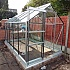 Vitavia Apollo 6 x 10 Anodised Aluminium Greenhouse