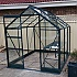 Vitavia Apollo 6x6 Greenhouse in Green with Toughened Glass