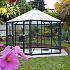 Vitavia Hera 9000 Green Orangery with Toughened Glass