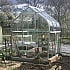 Vitavia Orion Silver 6x6 Greenhouse in Anodised Aluminium