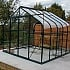 Vitavia Saturn Green 8x10 Greenhouse Double Doors