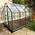 Vitavia Venus 6x8 Greenhouse using Ground Spikes
