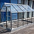 6x10 Vitavia Apollo Aluminium Greenhouse