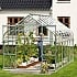 Vitavia Saturn Silver 8x14 Greenhouse With Toughened Glazing