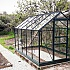 6x10 Green Vitavia Venus Greenhouse with Powder Coating