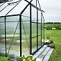 Halls Magnum Green 8x14 Greenhouse Side Polycarbonate