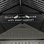 Suncast Tremont Reinforced steel support