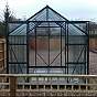 Vitavia Jupiter 8x10 Greenhouse with Large Double Doors