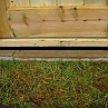 Swallow wooden greenhouse damp barrier